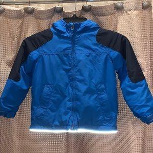 Lands End Winter Coat/Jacket Size Medium 5-6